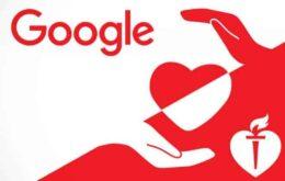Google vai investir US$ 50 milhões para curar doenças cardíacas