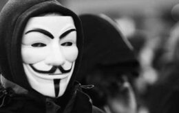 Anonymous ataca novamente e tira do ar site do governo do Rio de Janeiro