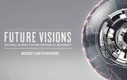 Microsoft lança livro de ficção científica