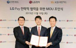 Oficial: LG vai entrar no mercado de pagamentos eletrônicos