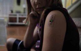 Tatuagem pode monitorar a saúde do usuário e funcionar até como GPS