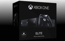 Pacote Xbox One Elite chega ao Brasil por R$ 3,3 mil