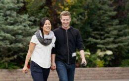 Como o casal Zuckerberg vai doar 99% de suas ações para a caridade?