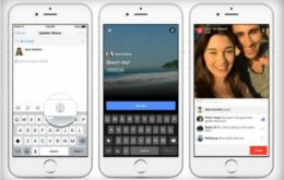 Facebook começa a testar streaming de vídeos para todos usuários