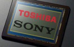 Sony compra divisão de sensores de imagem da Toshiba
