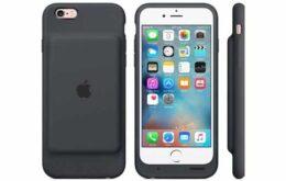 Obtén más información sobre el estuche que extiende la vida útil de la batería del iPhone