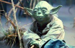 Físico calcula massa de Yoda do Star Wars; saiba como