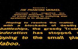 Vídeo resume toda a saga Star Wars em 3 minutos; veja