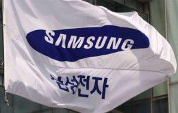 Lucro da Samsung cresce pelo segundo trimestre consecutivo