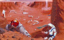 """Para escritor, colonizar Marte permitiria """"criar um backup da humanidade"""""""