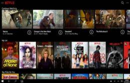 Netflix lança app para Windows 10 com suporte à Cortana