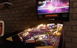 Desenvolvedor quer lançar pinball para óculos de realidade virtual
