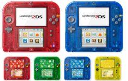 Japão receberá versão comemorativa do 2DS inspirada em Pokemon