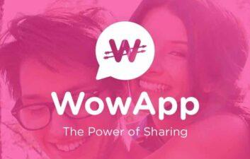 Conoce WowApp, un 'Whatsapp' que paga a los usuarios