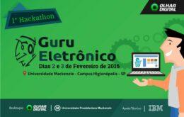 Participe do 1º Hackathon do Olhar Digital!