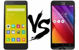 Redmi 2 Pro ou Zenfone Go: quem é melhor? Veja o comparativo