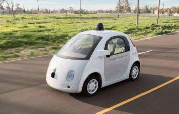 Google crea una patente de detección de autobuses para su automóvil autónomo
