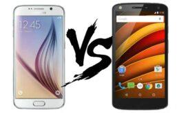 Moto X Force ou Galaxy S6; qual é melhor? Veja o comparativo