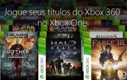 Alguns games do Xbox 360 são 'quase injogáveis' no Xbox One, diz teste