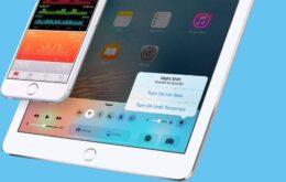 iOS 9 para de ganhar participação de mercado