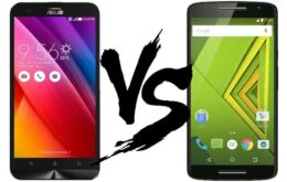 Moto X Play ou Zenfone 2: qual é o melhor? Veja o comparativo
