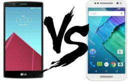 LG G4 ou Moto X Style: qual é o melhor? Veja o comparativo