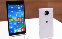 Microsoft vê faturamento com smartphones cair pela metade em um ano