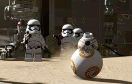 Star Wars: The Force Awakens tendrá un juego de Lego