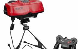 20 anos após fracasso na área, Nintendo volta a explorar realidade virtual