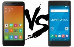 Redmi 2 Pro ou Quantum GO 4G: qual é o melhor? Veja o comparativo