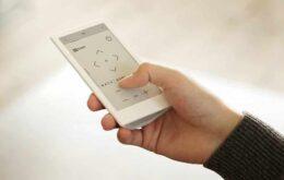 Sony lança controle remoto inteligente com bateria que dura 1 mês