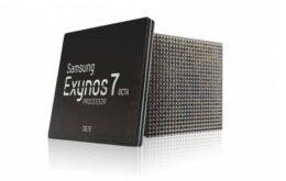 Samsung anuncia processador potente para smartphones intermediários