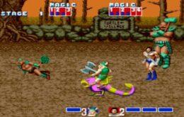 Clássicos da Sega estão de graça no Steam por tempo limitado