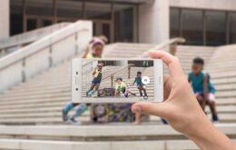 Sony apresenta 3 smartphones da nova linha Xperia X