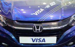 Visa e Honda criam tecnologia de pagamento virtual para carros