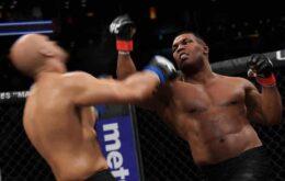 Fãs de MMA poderão se sentir dentro da luta com realidade virtual