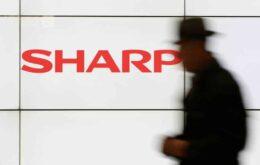 Acordo bilionário põe controle da Sharp nas mãos da Foxconn