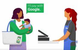 Google testa recurso para pagar por coisas sem tocar na carteira ou no celular