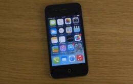 iOS 7 não é mais seguro e já foi hackeado, alerta executivo da Apple