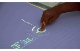 Protótipo da Sony transforma qualquer superfície em tela sensível ao toque