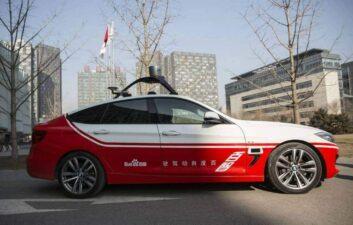 Baidu probará coches autónomos en EE. UU.