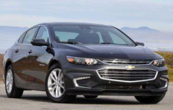 """Chevrolet presenta automóvil con tecnología de seguridad """"anti-adolescente"""""""