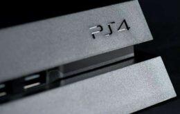 Novo PS4? Sony pode lançar nova versão do console com gráficos em 4K