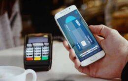 Samsung Pay passa a funcionar na China
