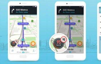 Waze alerta quando motorista ultrapassar limite de velocidade