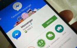 Facebook quer transformar Messenger em uma carteira digital, diz relatório