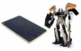 Xiaomi lança tablet de brinquedo que vira Transformer