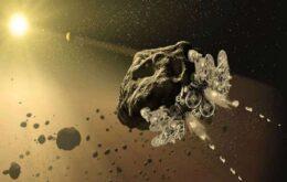 NASA investe US$ 100 mil para transformar asteroides em naves espaciais