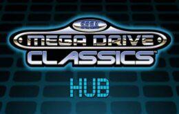 Sega vai liberar emulador do Mega Drive no Steam