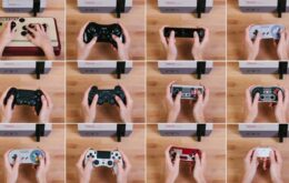 Adaptador permite usar controle de PS4 sem fio no NES